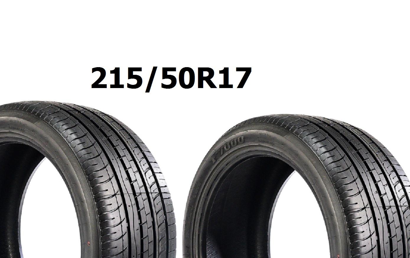 タイヤサイズ, 215/50R17, タイヤ