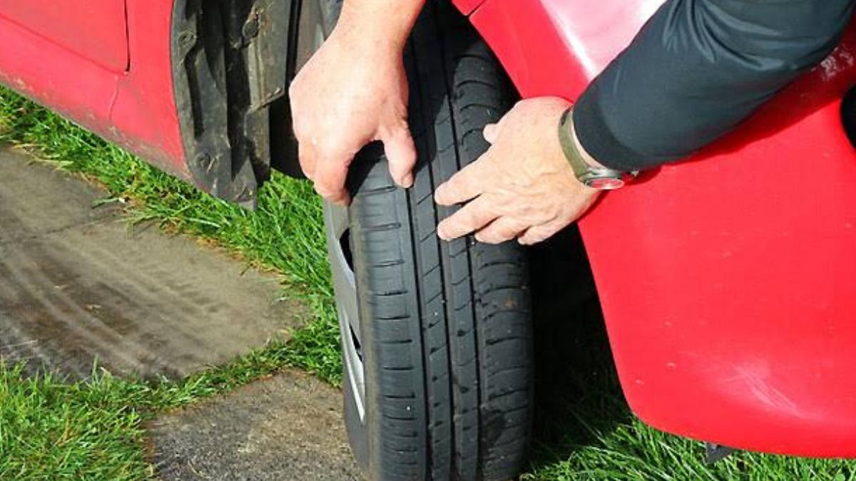 タイヤが使えなくなる前にいつ交換するか?