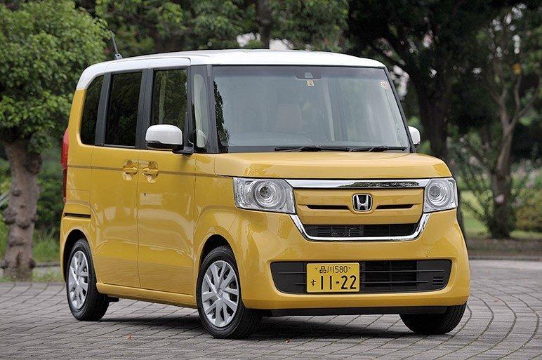 : N-BOX, ホンダ, 軽自動車