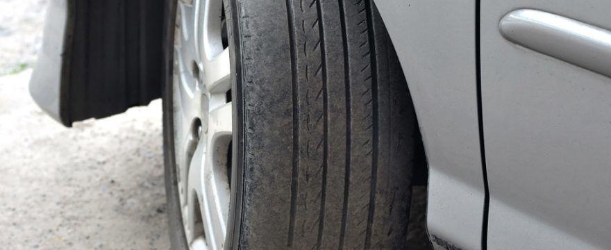 古いタイヤはどうなりますか