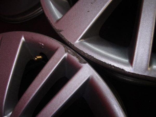 4本 FIAT フィアット純正 グランデプント 15×6J
