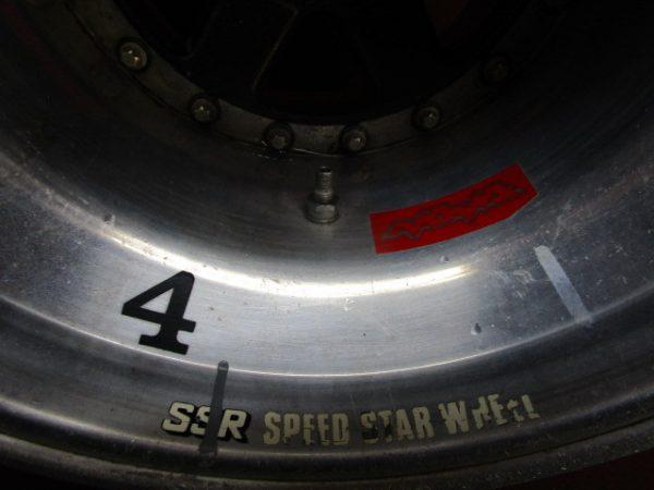 1本 SSR NOVA RACE WHEELL