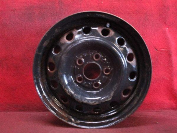 ホイール 4本 スバル純正 14×4.5J 5穴