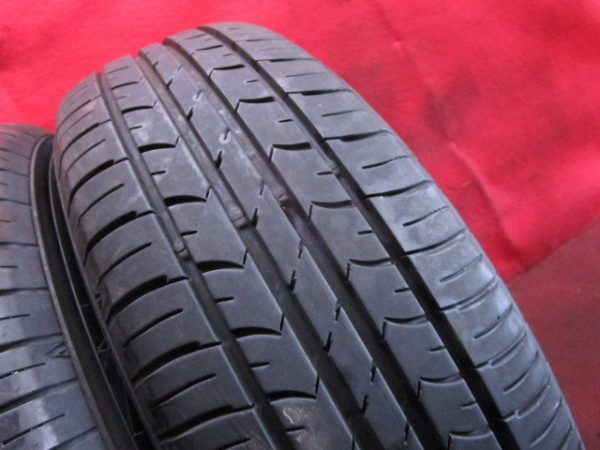 2本 185/65R15 グッドイヤ EFFICIENTGRIP ECO