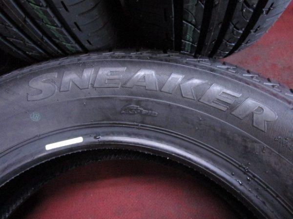 4本 205/65R16 ブリジストン スニーカー SNEAKER