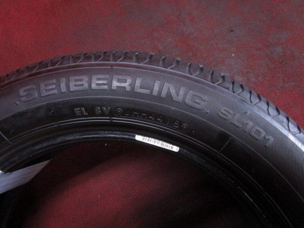 1本 155/65R14 SEIBERLING SL 101
