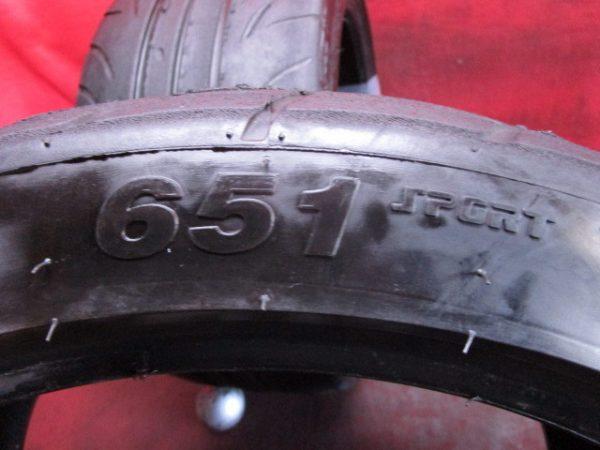 2本 265/35R18 accelera 651 SPGRT