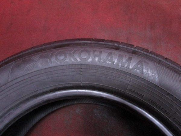 1本 185/65R14 ヨコハマ エコス ブルーアース