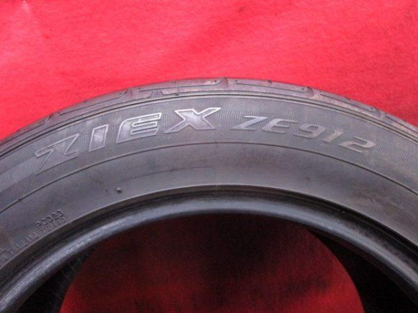 1本 225/55ZR17 ファルケン ZIEX ZE