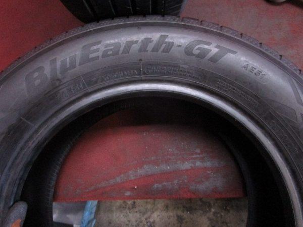 2本 215/60R16 ヨコハマ EARTH GT