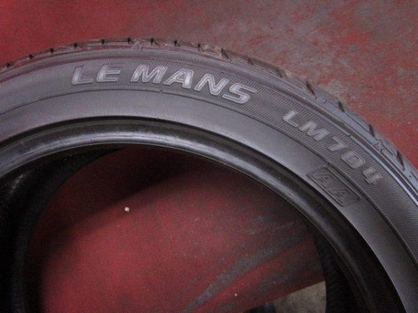1本 205/50R17 ダンロップ LEMANS LM