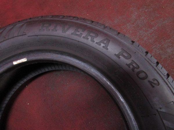 1本 155/65R13 RADAR RIVERA PRO