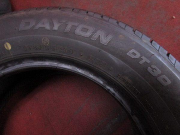 2本 175/65R14 DATON DT 30