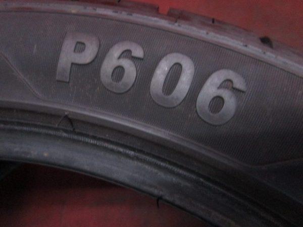 1本 225/45ZR18 THREE-A P606 225/45R18