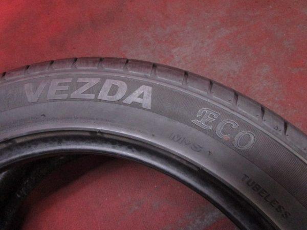 1本 215/55R18 KENDA VEZDA ECO