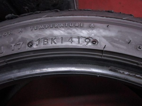 2本 225/40R18 ブリジストン ポテンザ POTENZA