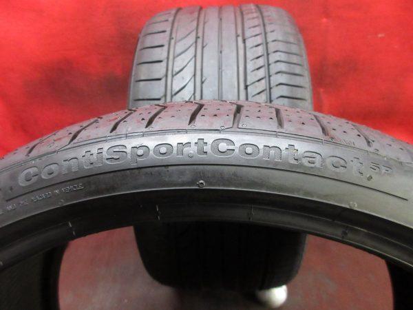 2本 295/25ZR20 コンチネンタル Conti sport