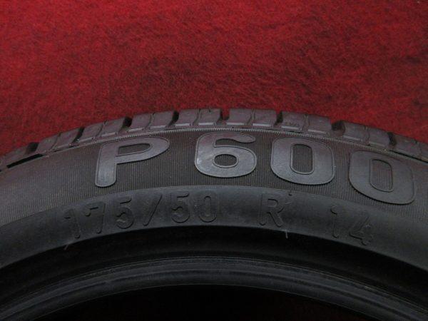 1本 175/50R14 ピレリ PIRELLI P