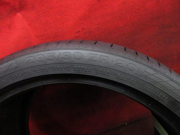 1本 295/30ZR20 コンチネンタル Conti Sport
