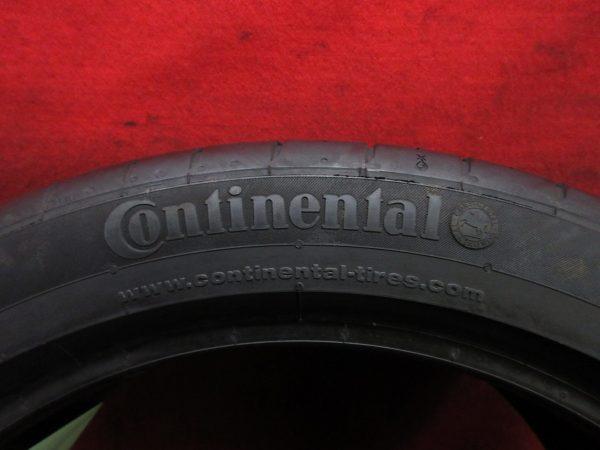 1本 255/40R18 コンチネンタル Conti Sport