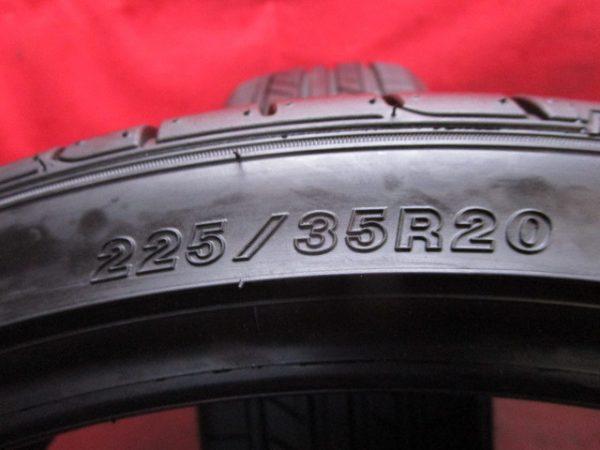 2本 225/35R20 グッドイヤ EAGLE LS